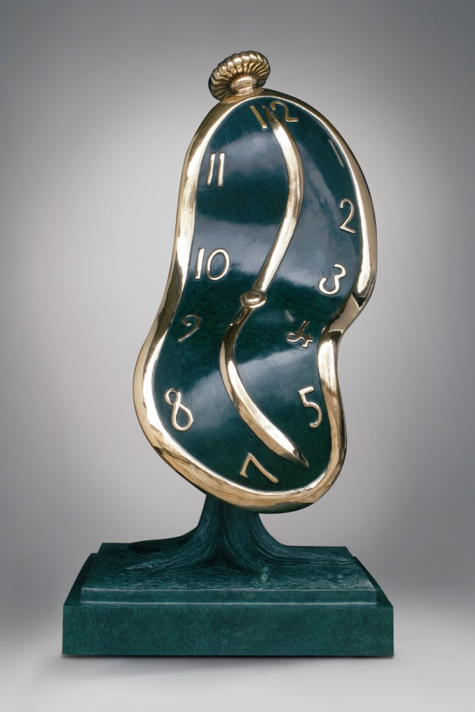 Dali, Dance of Time I
